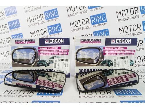 Комплект зеркальных элементов Ergon с обогревом на Лада Веста