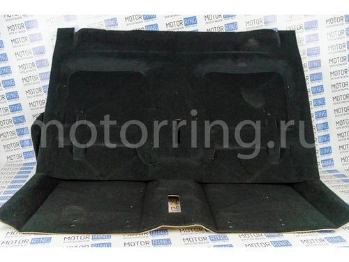 Ковер пола Люкс трехслойный на ВАЗ 2108-21099, 2113-2115