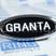 """Светодиодный шильдик с белой надписью """"Granta"""" для Лада Гранта"""