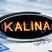 """Светодиодный шильдик с красной надписью """"Kalina"""" для Лада Калина 2"""