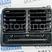Центральное сопло панели приборов на ВАЗ 2110-2112, нового образца с орнаментом