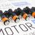 Комплект форсунок SIEMENS 734 оранжевые тонкие на ВАЗ 2110-2112, Лада Приора, Гранта 1,6 л, 8 кл