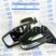 Боковые зеркала механические с оборгевом и повторителем поворотника в стиле Мерседес AMG на Лада Нива 4х4