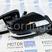 Боковые зеркала Гранта Стиль механические с обогревом и динамическим повторителем поворотника Лексус (оригинал Sal-Man) адаптированные для ВАЗ 2108-21099, 2113-2115