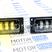 Светодиодные ПТФ Sal-Man 3 полосы двухцветные (бело-синий 6000К и желтый 3000К) 40W на ВАЗ 2110-2112, 2113-2115, Шевроле Нива (до рестайлинга)