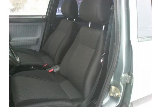 Обивка сидений (не чехлы) центр Искринка на ВАЗ 2110_1