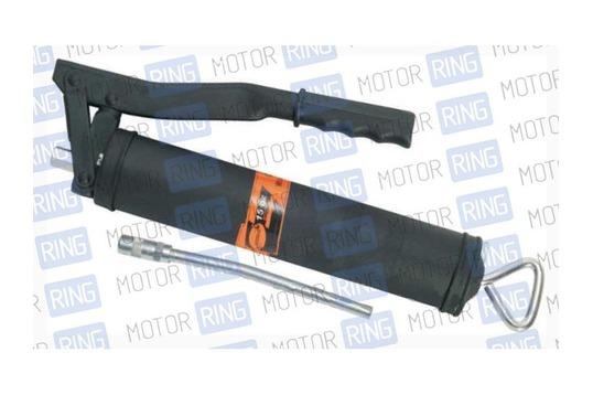 Шприц плунжерный рычажный 430мл (трубка,наконечник) «АвтоDело» 42028_1