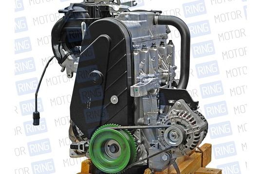 Двигатель 21114-100026080 в сборе на Лада Калина, ВАЗ 2108-21099, 2110-2112, 2113-2115_1