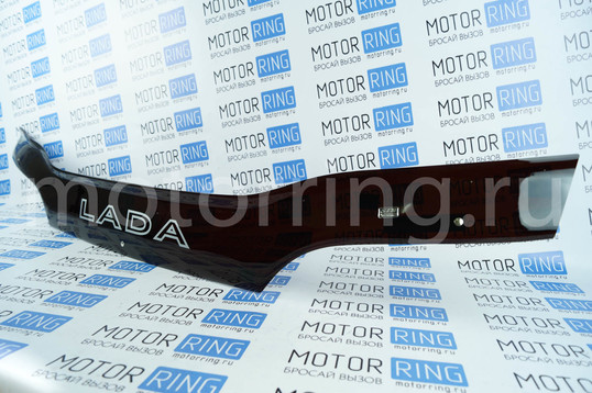 Дефлектор (мухобойка) на капот ВАЗ 2113-2115_1