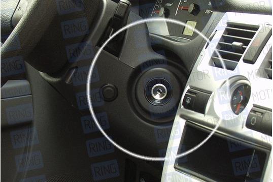 Блокиратор рулевого вала с выключателем зажигания Гарант Бастион 2110 на Лада Гранта с 2019 года выпуска_1