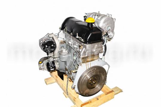 Двигатель 2123-1000260 в сборе на Лада Нива 4х4, Шевроле Нива_1