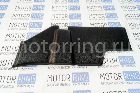 Накладка на ковролин заднего ряда сидений (пятки) ЯрПласт для Лада Икс Рей_1