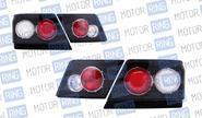 Задние фонари ProSport RS-02623 для ВАЗ 2115, черный корпус