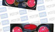 Задние фонари ProSport RS-07489 3D для ВАЗ 2108-14 диодные