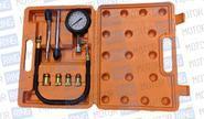 Компрессометр бензиновый (набор 8 предметов) «АвтоDело» 40068