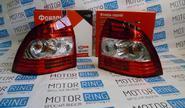 Задние фонари с диодным стопом оригинальные «АвтоСвет» для Лада Приора 2 (SE)