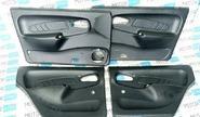 Заводские черные обивки дверей для ВАЗ 2109-15