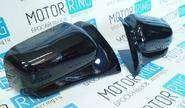 Накладки на зеркала в цвет кузова, цельные для ВАЗ 2108-15