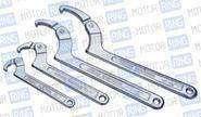 Ключ серповидный со штифтом 112-156мм «Licota» AWT-HK024