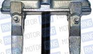 Cъемник 2-х лапый раздвижной 100 мм «Техмаш» 11321